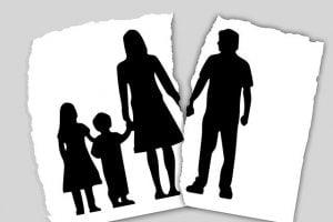 conflit pour la garde d'enfants
